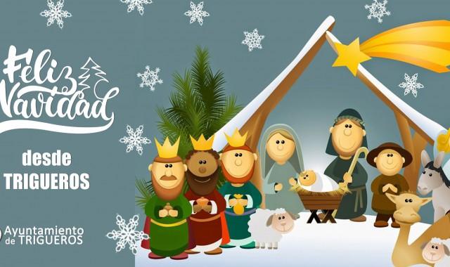 trigueros navidad