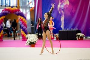 Marta Fernandez gimnasia ritmica