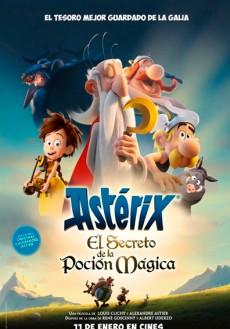 Asterix el secreto de la poción mágica