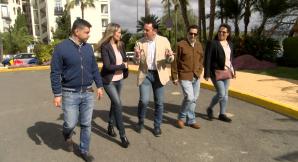 Ciudadanos visita Ayamonte