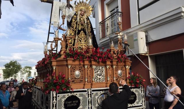 Hermandad de la Soledad Isla Cristina