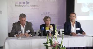 Independientes por Huelva es ya la tercera formación política de la provincia