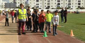 Isla Cristina celebra sus XIV Mini Olimpiadas Escolares