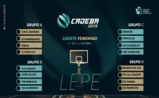 Lepe ya conoce el calendario del Campeonato de Andalucía de Clubes Cadete Femenino de baloncesto