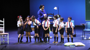 Alumnos de Lepe participan en la XVIII Muestra de Teatro Escolar