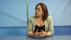 Aurora Águedo anuncia un centro socio-sanitario para la tercera edad en Punta Umbría