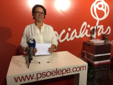 El PSOE de Lepe se compromete a realizar los accesos del CHARE