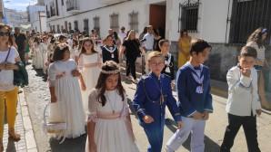 Corpus Christi en Isla Cristina