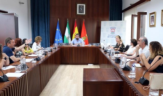 El Consejo Escolar Municipal de Cartaya planifica el próximo curso
