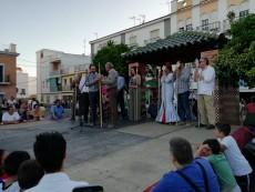 Francisco Eugenio, nuevo Hermano Mayor de la Hermandad del Rocío de Gibraleón