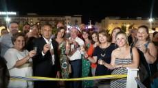 El encendido del alumbrado inauguró anoche las Fiestas del Carmen de Isla Cristina