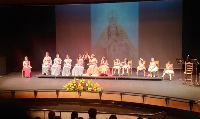 El pregón y la proclamación de las Reinas dieron comienzo a las fiestas del Carmen