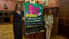 Presentada la Fiesta de los 80 en Ayamonte