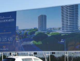 Punta Umbría alegará ante el Ministerio por el proyecto Riaumbría Towers