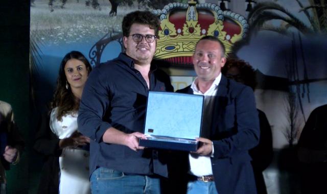 San Silvestre celebró la final del Concurso Provincial de Fandangos Amparo Correa
