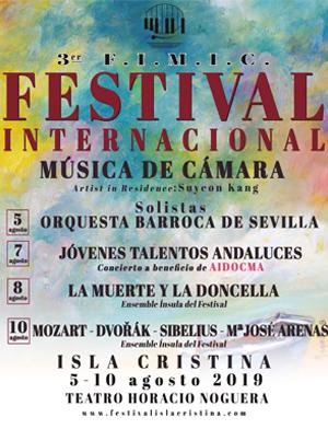 Festival Isla Cristina 2019