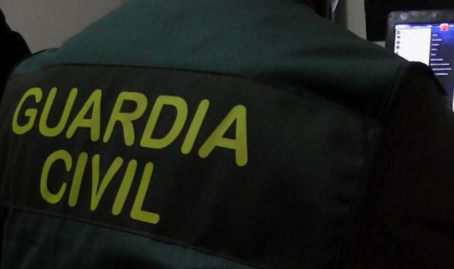 Detenido el presunto autor de la pedrada a un guardia civil en Lepe