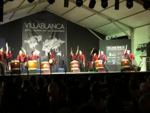 El Festival Internacional de Danzas inauguró su XV edición