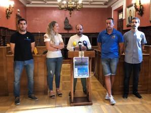 El I Circuito de Natación 'Chiringuito Entre Dunas' se celebrará el próximo sábado
