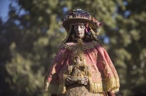 La Virgen del Rocío ya está en Almonte