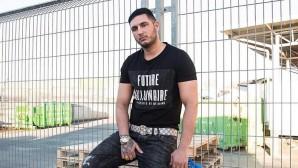 Omar Montes, El Arrebato o Pitingo en las fiestas de Palos