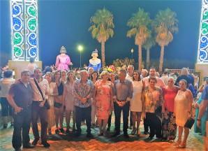 Punta del Caimán comienza sus fiestas en honor a la Virgen del Mar