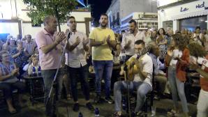Siempre Contigo cantó la Salve Rociera de Isla Cristina