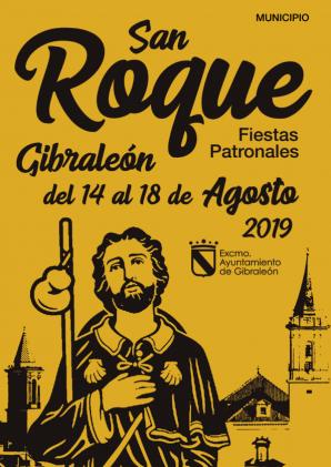 Todo a punto para las Fiestas Patronales de San Roque en Gibraleón