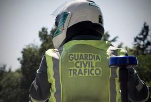 Un accidente en Aljaraque provoca importantes retenciones en la A-492
