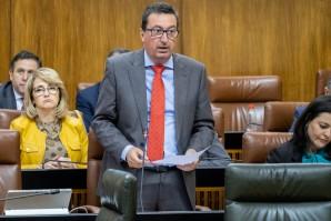 Manuel Andrés González destaca el apoyo de la Junta la sector pesquero
