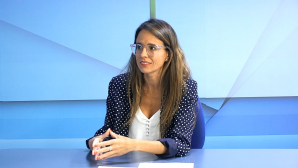 Natalia Santos acusa a Alberto Fernández de mentir