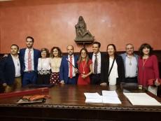 Natalia Santos se muestra muy satisfecha en los primeros cien días de gobierno