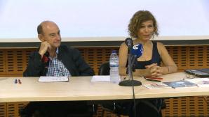 Pilar Couso presentó su libro 'Atrevete a soñar'