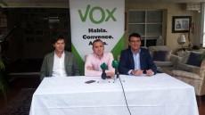 Tomás Fernández repite como cabeza de lista de Vox al Congreso por Huelva