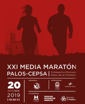 XXI Media Maratón de Palos -CEPSA