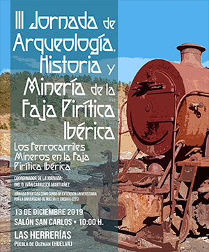 Jornadas Arqueología Herrerías 2019