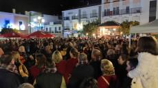 La Hermandad del Rocío de Gibraleón celebra su tradicional Zambomba rociera