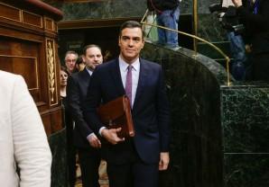 Pedro Sánchez ensombrece a Podemos