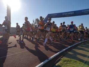 Éxito de participación en el Medio Maratón 'Ciudad de Ayamonte'