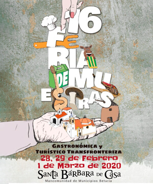 FERIA SANTA BARBARA DE CASA FEB2020