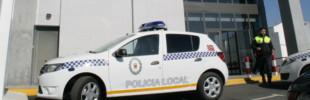 La Policía Local de Cartaya recupera tres vehículos sustraídos