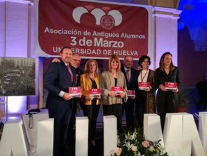 '3 de marzo' celebró la XVIII edición de los premios del Día del Antiguo Alumno