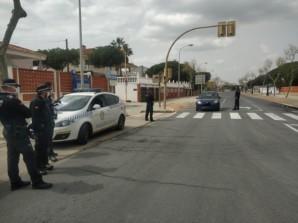 Denunciado por saltarse el estado de alarma en El Portil