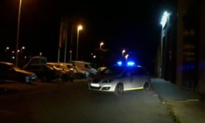 Espectacular persecución tras saltarse un control policial en Punta Umbría