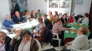 Los mayores celebran el Día de Andalucía en Cartaya