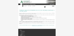 Agapa facilita el acceso telemático a la declaración responsable para el desplazamiento de trabajadores del sector agroalimentario
