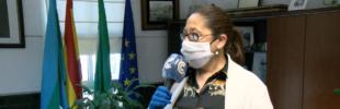 """Aurora Águedo insiste en el """"uso recomendado"""" de las mascarillas"""