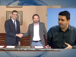 El senador Amaro Huelva califica el Ingreso Mínimo Vital de medida histórica