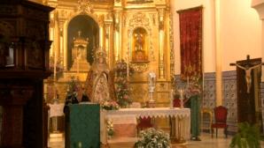 La Virgen de los Dolores es bendecida en Isla Cristina