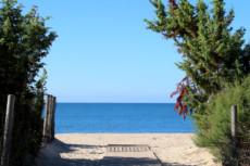 La playa de Islantilla se dividirá en 14 áreas con aforo limitado